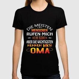 Oma Test T-shirt