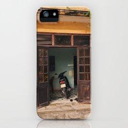 Vietnam Bungalow iPhone Case