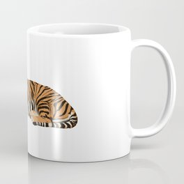 Crew Tiger Coffee Mug