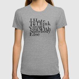 somebody else T-shirt