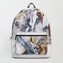 gundam watercolor Backpack
