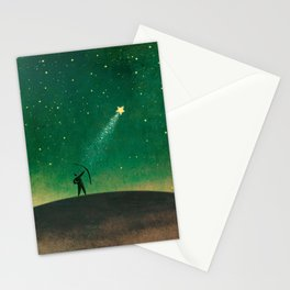 Star Archer Stationery Cards