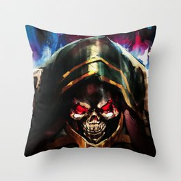 OVERLORD Throw Pillow