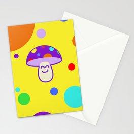 Shroomie - The friendly Magic Mushroom Stationery Cards