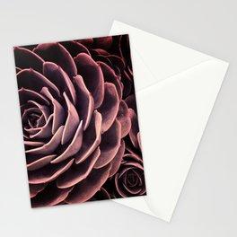 DARKSIDE OF SUCCULENTS I-C Stationery Cards