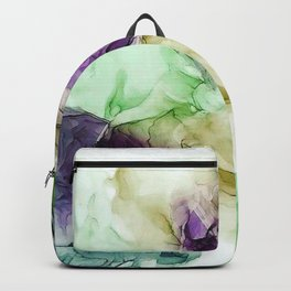 cool watercolor Backpack
