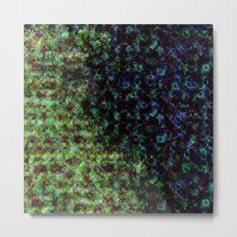 d61: color damage Metal Print
