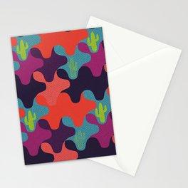Spring Camo Stationery Cards