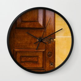 Charleston Architecture XXX Wall Clock