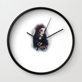 Suffer Me Dark Ways Of Dr. Jekyll And Mr. Hyde Wall Clock