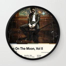 KidCudi - Man On The Moon, Vol II Wall Clock