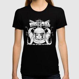 Michael Intergalaxon (Black & White) T-shirt