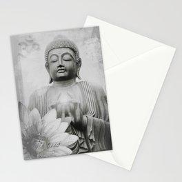 Om mani padme hum Stationery Cards