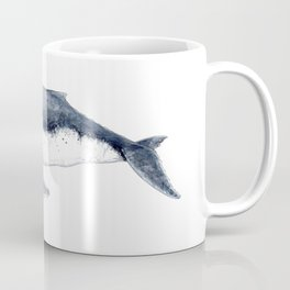 Humpback whale (Megaptera novaeangliae) Coffee Mug