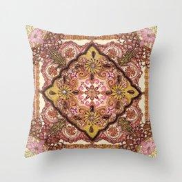 Victorian Sensibility Throw Pillow