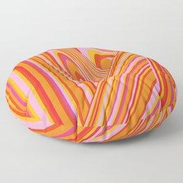 Wave Series p5 Floor Pillow
