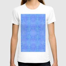 Brian's Bubbliscious Pattern (Deep Sea) T-shirt