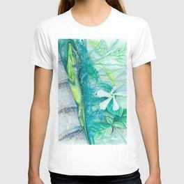 Anole and Jasmine T-shirt