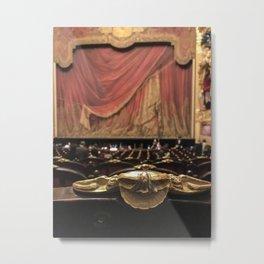 Opera Garnier, Paris, France Metal Print