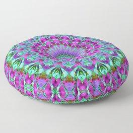 Geometric Mandala G386 Floor Pillow