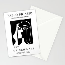 Picasso - The Kiss Stationery Cards