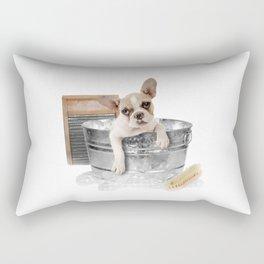 Rub-a-dub-dub Rectangular Pillow