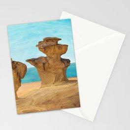 Gredas from Bolnuevo Stationery Cards