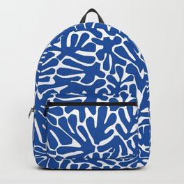 The Cut Outs | Bright Blue Backpack