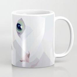 Minimalist Meows Coffee Mug