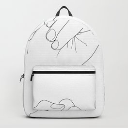Unbroken Promises II Backpack
