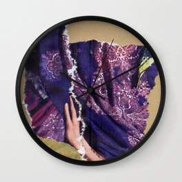 Just give it time Wall Clock