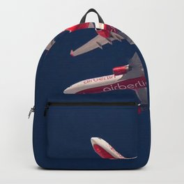 Air Berlin Perfect Cross Backpack