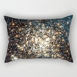 NASA Hubble Space Telescope Poster - NGC 1850 Rectangular Pillow