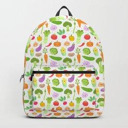 Happy Veggies Backpack