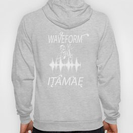 Sushi Waveform Itamae Audio Engineer Hoody