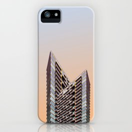 LND CLR X4 London Colour Architecture Art iPhone Case