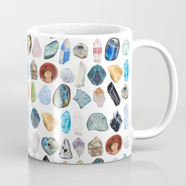 Illuminated Structure: Mineral Party 1 Coffee Mug
