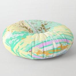 AI MERGE Floor Pillow