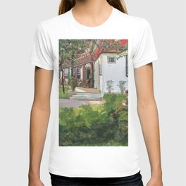 Sir John Lavery - The Qmaac Convalescent Home, Le Touquet - Digital Remastered Edition T-shirt