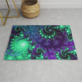 Chaotic Evil Rug