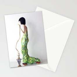 Madame Saturina Caterpillar Stationery Cards