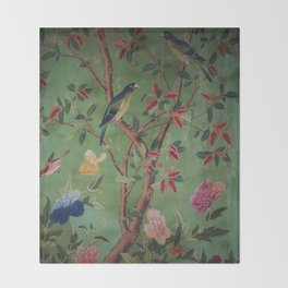 Green Dream Chinoiserie Decke