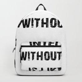Intelligence Backpack