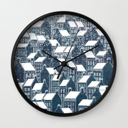 Huddle Wall Clock
