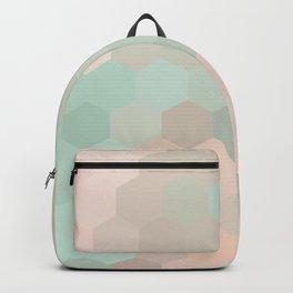 SERENITY & ROSE QUARTZ HONEY Backpack
