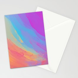 full color summer Stationery Cards
