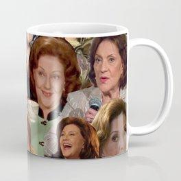 Emily Gilmore collage Coffee Mug