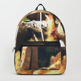Middle Eastern Camel Backpack