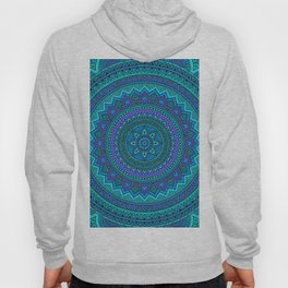 Hippie mandala 92 Hoody