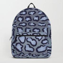 Twilight Leopard Backpack